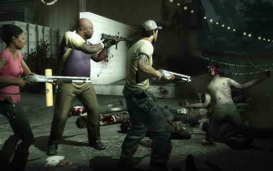 Left 4 Dead 2 on PC screenshot #1
