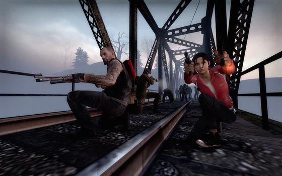 Left 4 Dead Bundle on PC screenshot #1