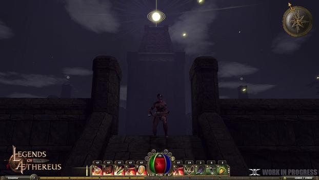 Legends of Aethereus on PC screenshot #6