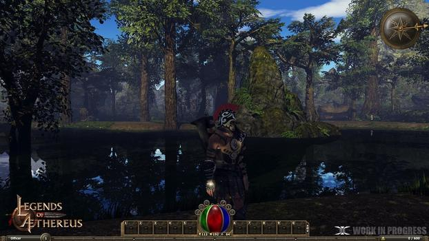 Legends of Aethereus on PC screenshot #4