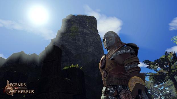 Legends of Aethereus on PC screenshot #2
