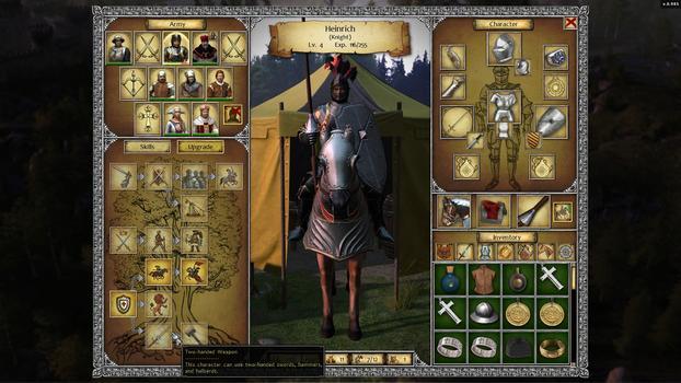 Legends of Eisenwald on PC screenshot #10