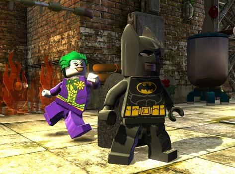 LEGO Batman 2: DC Super Heroes (NA) on PC screenshot #1
