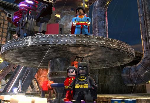 LEGO Batman 2: DC Super Heroes on PC screenshot #4