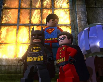 LEGO Batman 2: DC Super Heroes on PC screenshot #3
