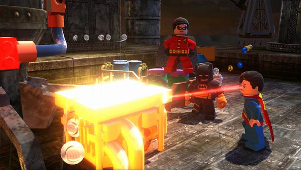 LEGO Batman 2: DC Super Heroes on PC screenshot #2