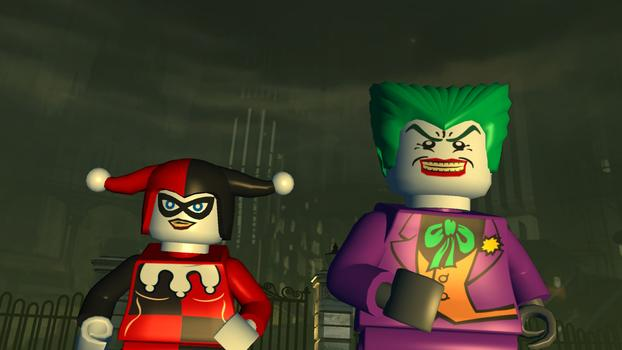 LEGO Batman: The Videogame (NA) on PC screenshot #1