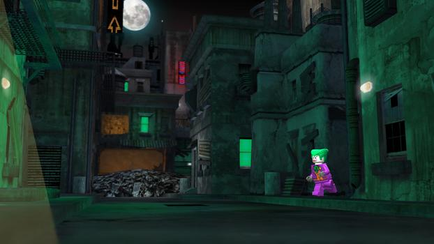 LEGO Batman: The Videogame on PC screenshot #2