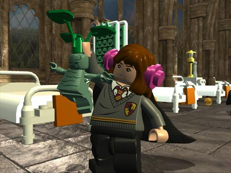 LEGO Harry Potter: Years 1-4 on PC screenshot #7