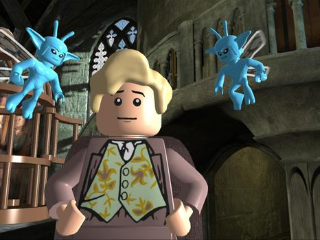 LEGO Harry Potter: Years 1-4 on PC screenshot #5