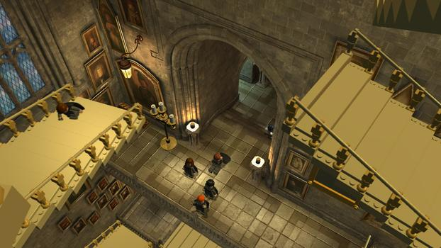 LEGO Harry Potter: Years 1-4 on PC screenshot #2