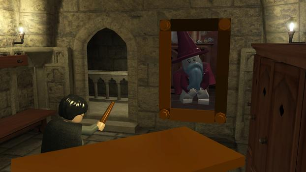LEGO Harry Potter: Years 1-4 on PC screenshot #1