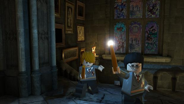 LEGO Harry Potter: Years 5-7 on PC screenshot #5