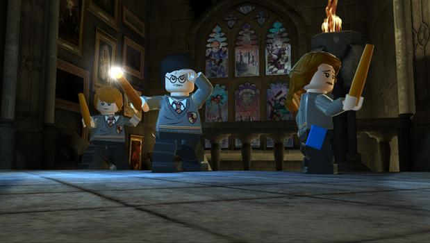 LEGO Harry Potter: Years 5-7 on PC screenshot #4
