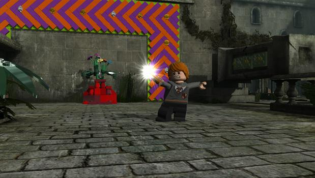 LEGO Harry Potter: Years 5-7 on PC screenshot #2