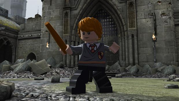 LEGO Harry Potter: Years 5-7 on PC screenshot #1