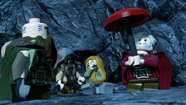 LEGO® The Hobbit™ (NA) on PC screenshot #4