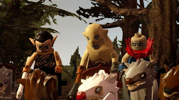 LEGO® The Hobbit™ (NA) on PC screenshot #2