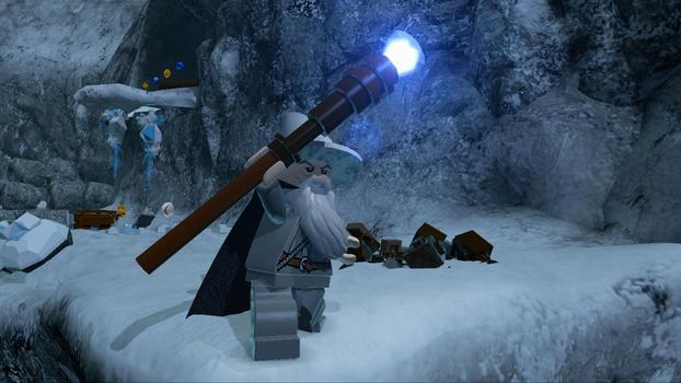 LEGO Lord of the Rings (NA) on PC screenshot #1