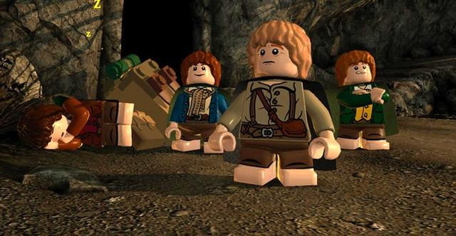 Lego The Lord of The Rings Logo Lego Lord of The Rings on pc