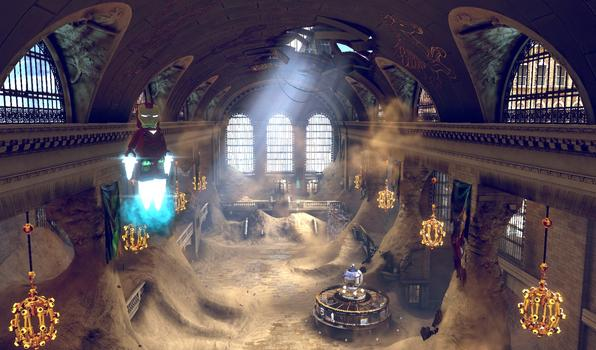 LEGO Marvel Superheroes (NA) on PC screenshot #6