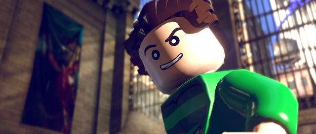 LEGO Marvel Superheroes (NA) on PC screenshot #5
