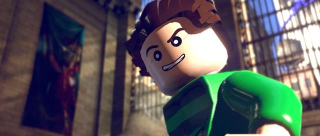 LEGO Marvel Superheroes (NA) on PC screenshot #5