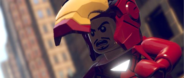 LEGO Marvel Superheroes (NA) on PC screenshot #3