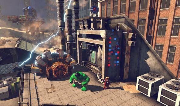 LEGO Marvel Superheroes (NA) on PC screenshot #2
