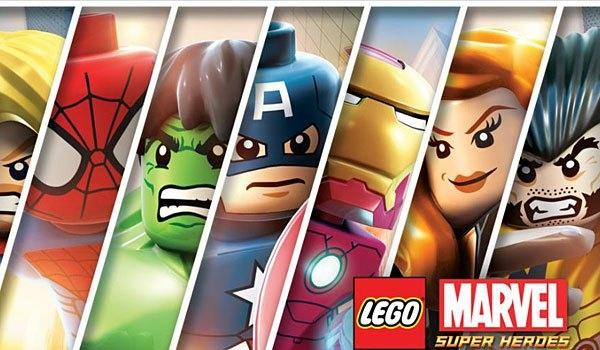 LEGO Marvel Superheroes (NA) on PC screenshot #1