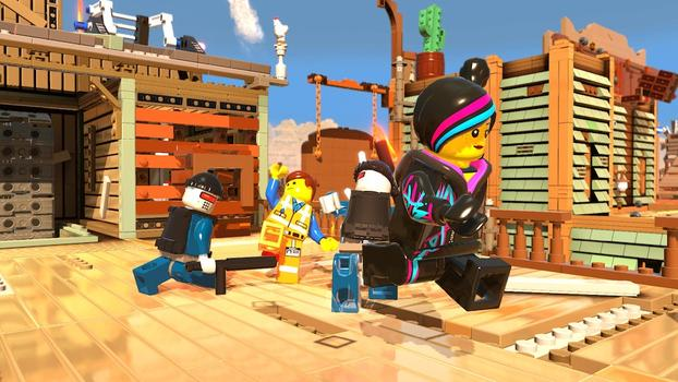 The LEGO Movie: Videogame (NA) on PC screenshot #5