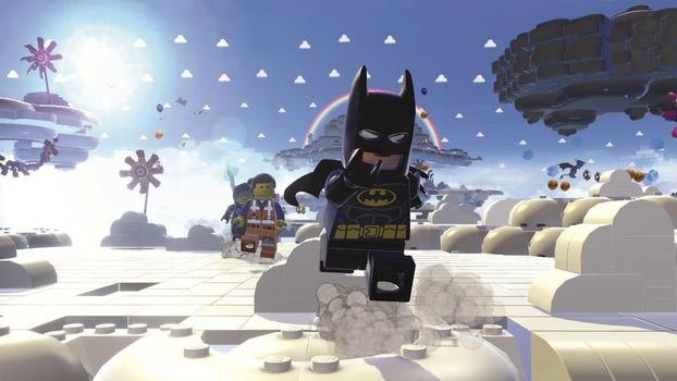 The LEGO Movie: Videogame (NA) on PC screenshot #4