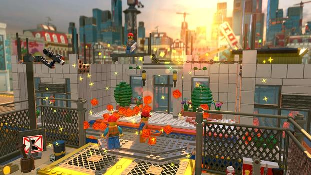 The LEGO Movie: Videogame (NA) on PC screenshot #2