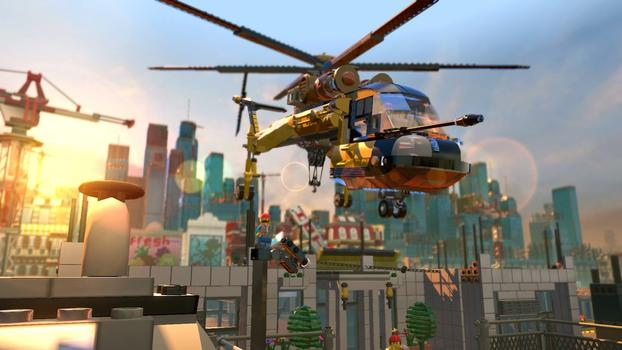 The LEGO Movie: Videogame (NA) on PC screenshot #1