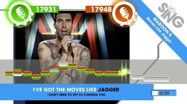 Let's Sing on PC screenshot #5