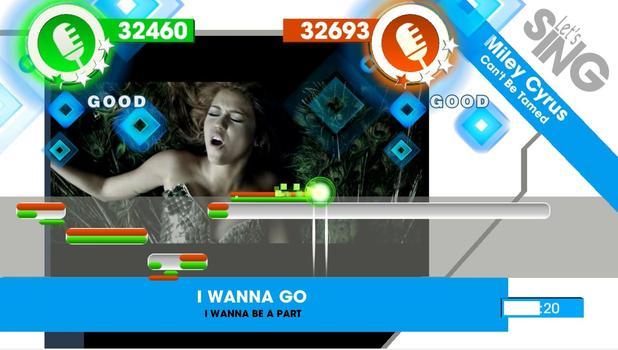 Let's Sing on PC screenshot #4