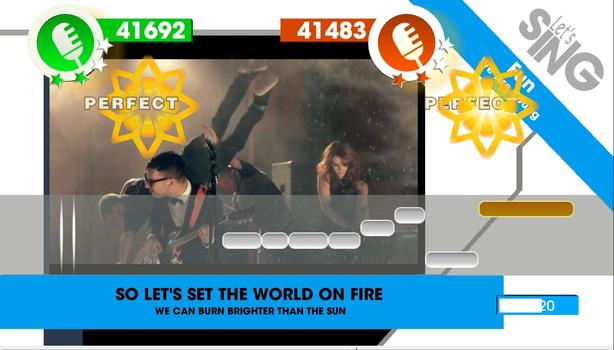 Let's Sing on PC screenshot #2