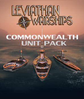 Leviathan Warships: Commonwealth Unit Pack