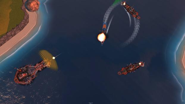Leviathan: Warships on PC screenshot #4