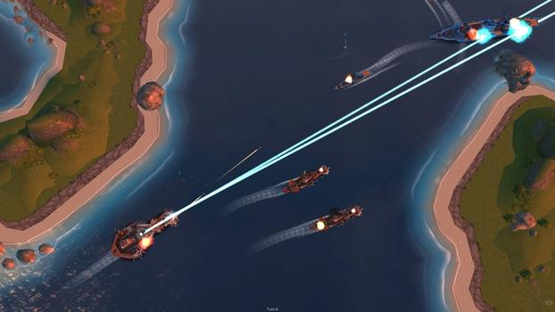 Leviathan: Warships on PC screenshot #3