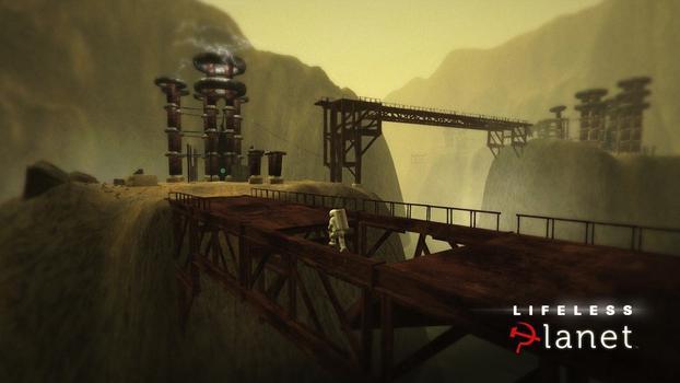 Lifeless Planet on PC screenshot #9