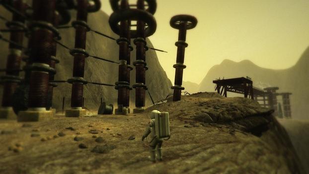 Lifeless Planet on PC screenshot #8