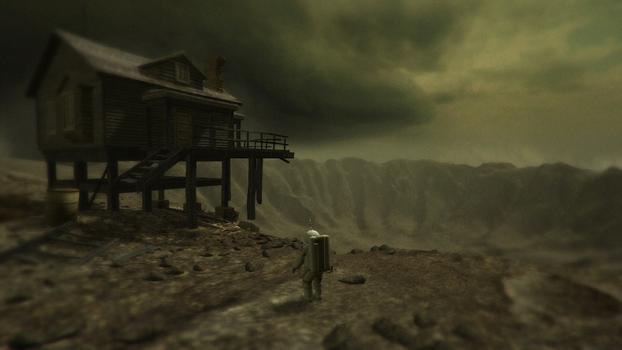 Lifeless Planet on PC screenshot #4