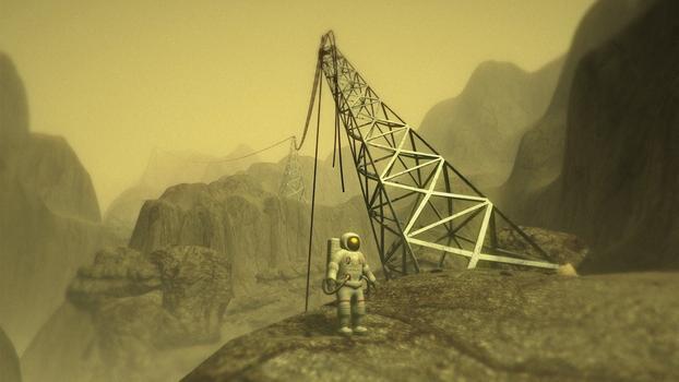 Lifeless Planet on PC screenshot #3