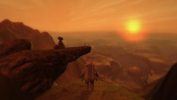 Lifeless Planet on PC screenshot #2