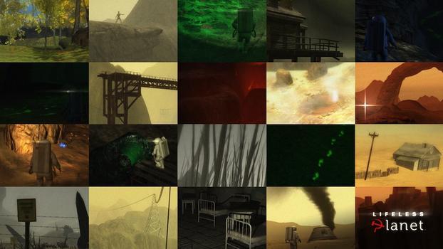 Lifeless Planet on PC screenshot #1
