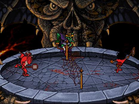 Litil Divil on PC screenshot #3