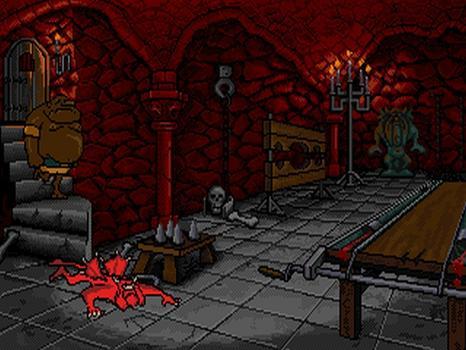 Litil Divil on PC screenshot #1