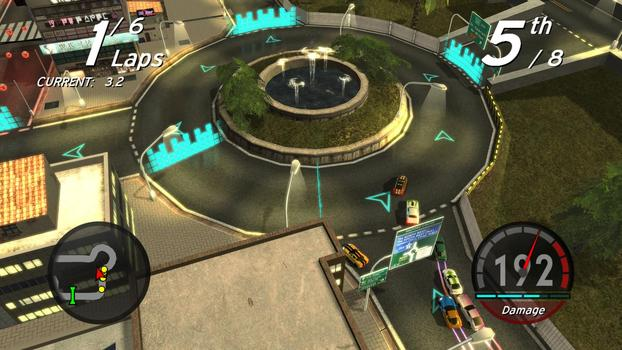 Little Racers STREET on PC screenshot #10