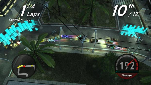 Little Racers STREET on PC screenshot #1